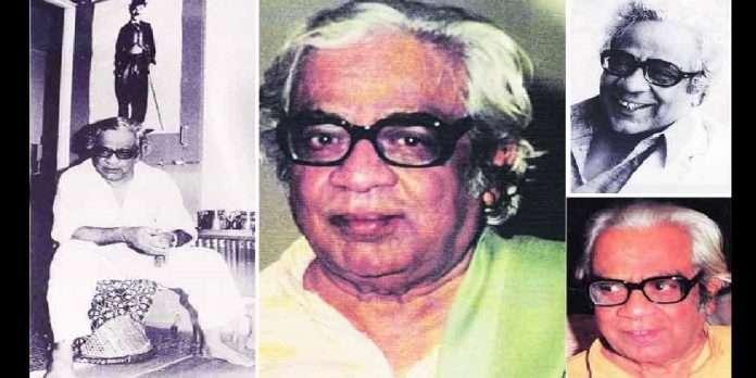महाराष्ट्राला खळखळून हसवणारे महान साहित्यिक,विनोदवीर,लेखक पु.ल.देशपांडे