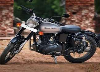 20 thousand rs down payment offer brought by Royal Enfield Classic 350