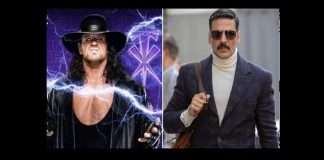 the undertaker challenged akshay kumar to a real match khiladi actor reply