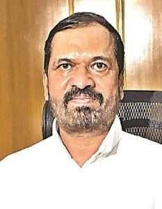 Ayukta Kailas Jadhav