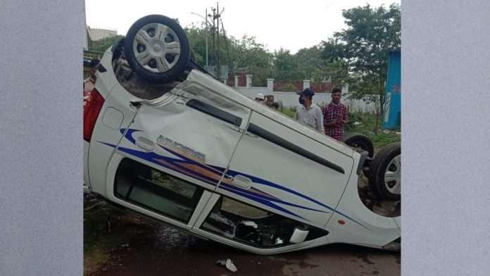Car Accident Nashik