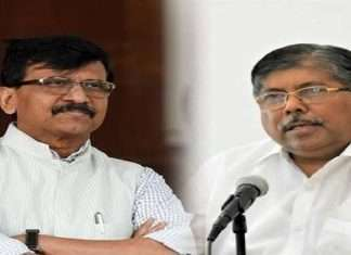 Chandrakant Patil reply sanjay raut defamation sue and advised to increase price