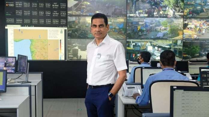 Iqbal Singh Chahal gave assurance Hindmata area to be water logg free after 30 days Andheri subway closed on rainy days
