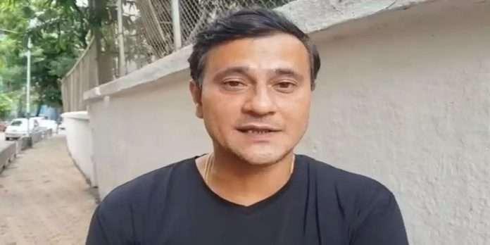 MNS Leader sandeep deshpande