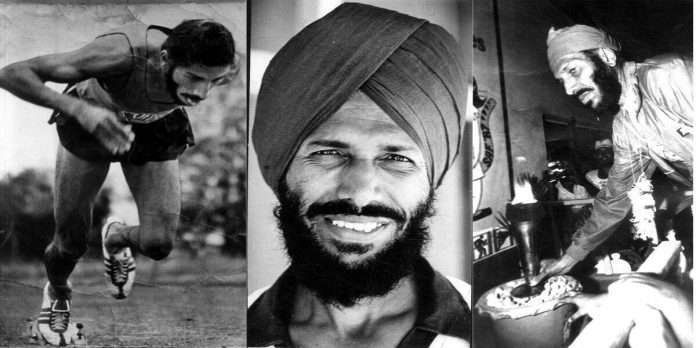 Milkha Singh arduous journey, Shoes were once polished outside the Delhi railway station