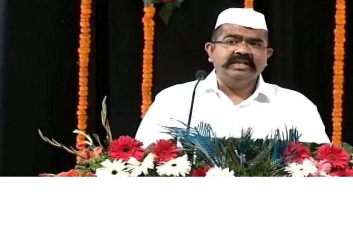 My father committed suicide because congress did not make a decision; Serious allegation by narendra patil