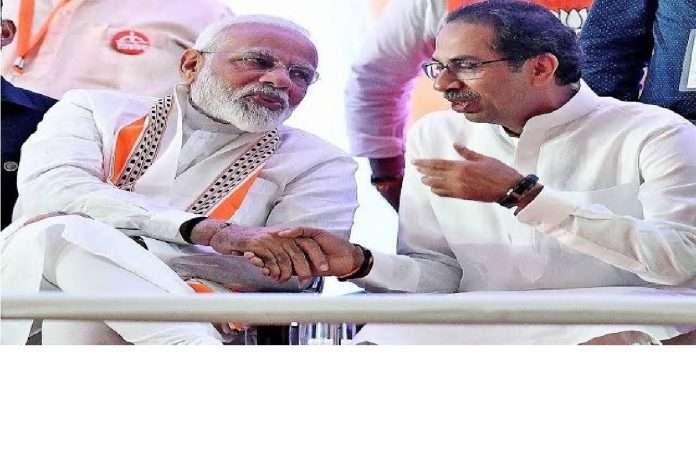 30 minute separate meeting between PM Narendra Modi and CM Uddhav Thackeray