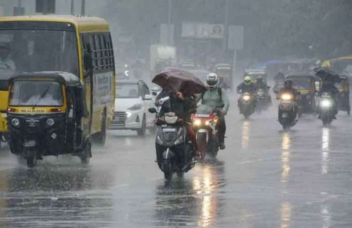 Weather Update Monsoon advances across country 14 days early says IMD