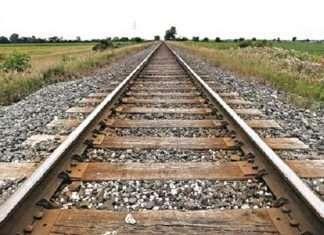 Nashik- Pune Railway track