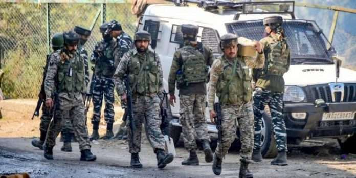 Top LeT terrorist among 3 killed in encounter with security forces in J-K's Baramulla