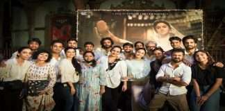 Shooting of Gangubai Kathiawadi movie completed, emotional post share by Alia bhatt