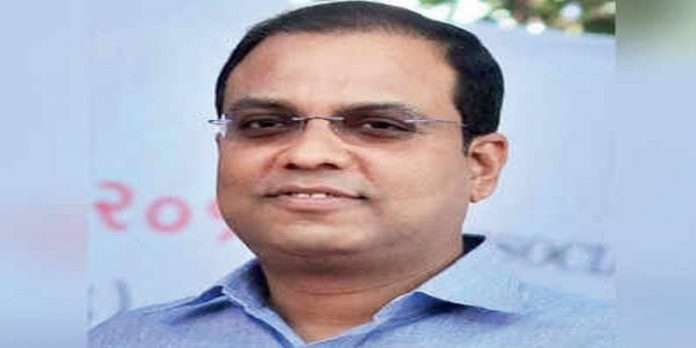 Sanjeev Jaiswal's letterbomb Serious allegations against former Congress corporator