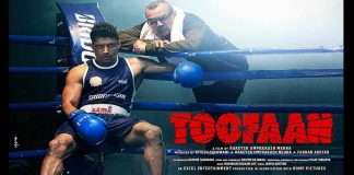trailer release of farhan akhtar's upcoming movie 'Toofan'