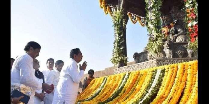 jayant patil on chhatrapati shivaji maharaj shivrajyabhishek sohala