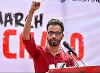 twitter removes blue tick from ex jnu student umar khalid account delhi riots case