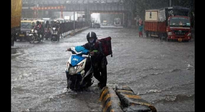 weather warning Heavy rain in Mumbai, Konkan, palghar, thane coast from June 11 to 15 says IMD