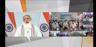 pm narendra modi launches customized crash course programme for covid-19 frontline workers