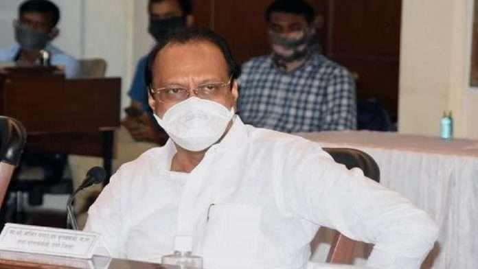 ajit pawar reaction on income tax department raid