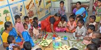Anganwadi worker recruitment age limit increased