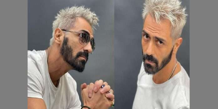 Arjun Rampal's new look goes viral, looks like a Hollywood star