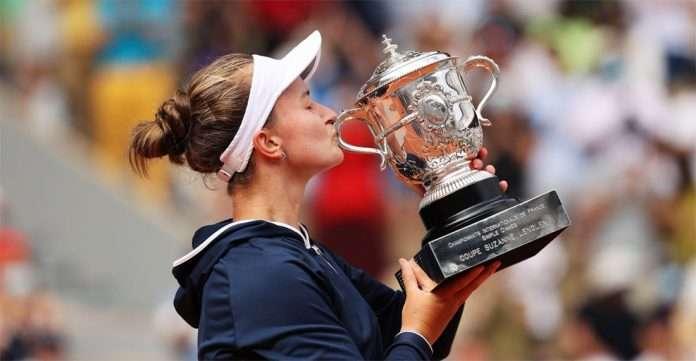 French Open Barbora Krejcikova Wins Maiden Grand Slam Singles Title