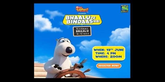 Enjoy a special treat with Gummu 'Bindas Bhalu