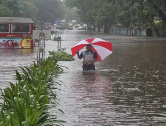"""BMC Provision of """"Special Project Fund"""" for flood prevention in Mumbai"""