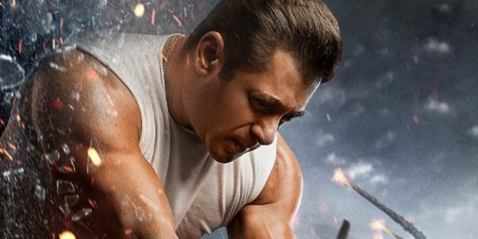 bollywood salman khan film radhe your most wanted bhai sold 84 tickets on first day in 2 maharashtra theatres