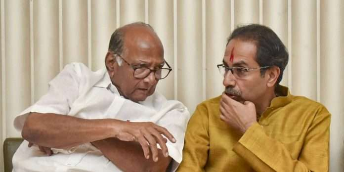 Sharad Pawar and CM Uddhav Thackeray