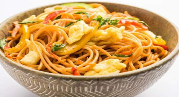 how to make healthy egg noodles