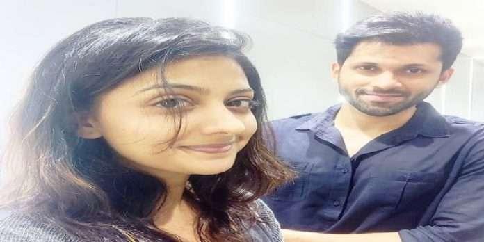 first time Marathi Actress Tejashree pradhan has reacted to his relationship with actor Ashitosh patki