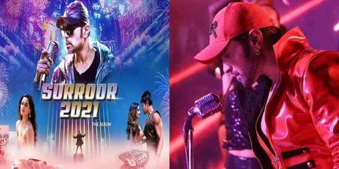 surroor 2021 the album himesh reshammiya comeback