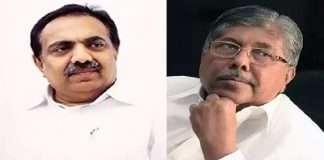 Jayant Patil slams BJP The allegations in Waze's letter are false