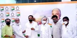 Appointment of Divakar Game As the Vice President of Maharashtra Nationalist Congress