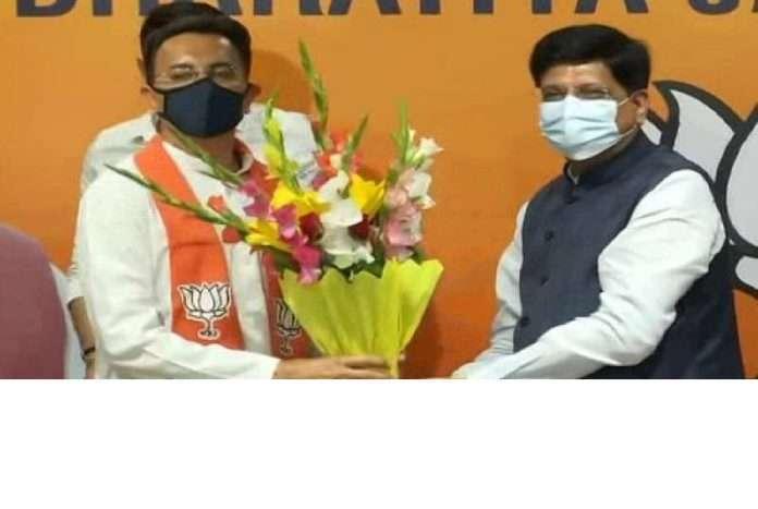 Uttar Pradesh Assembly elections Congress leader Jitin Prasad joined the BJP