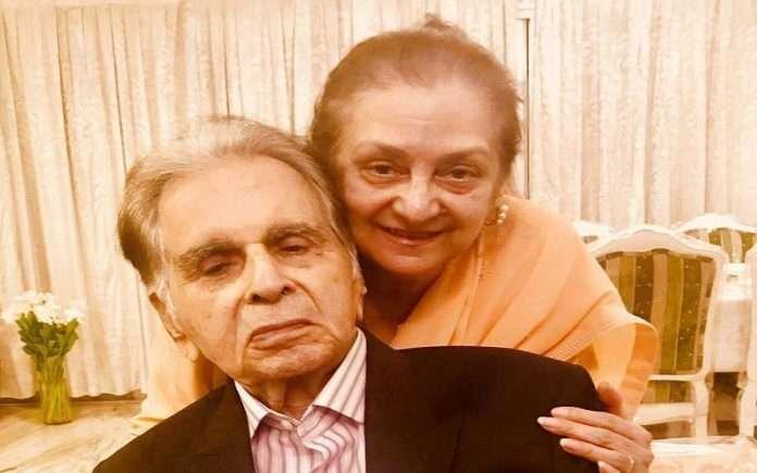 Don't Believe in WhatsApp Forwards said Saira Banu Quashes Dilip Kumar's Death Rumours
