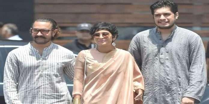 will aamir khan's son junaid khan debut in film maharaja
