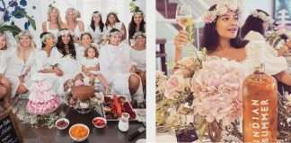 Lisa Haydon fully enjoying at the baby shower party, look at the photo once