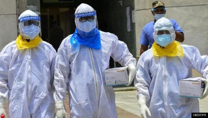 719 doctors died during second wave of COVID-19 pandemic says ima