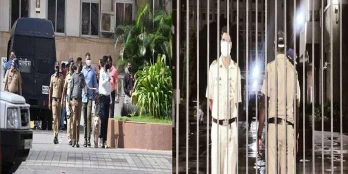 Mumbai police Arresed shailesh shinde from pune for sending Email to blow up mumbai mantralaya