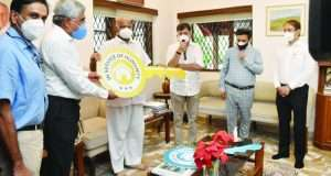 MHADA Rooms For The Relatives Of Cancer Patients