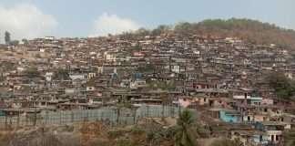 bmc warn to those living on the hillside at Bhandup, Vikhroli