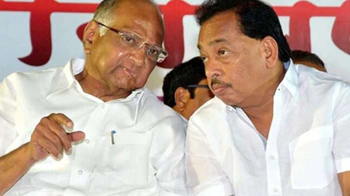 Narayan Rane claims that Sharad Pawar clear Congress to not contest elections with Shiv Sena in loksabha