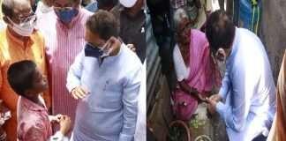 Nitin Raut slams Pune mayor and demand take Action in Ambil odha