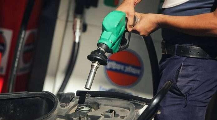 today petrol price diesel rate increased fuel prices