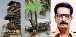 Antilia bomb scare case encounter specialist pradeep sharma arrested