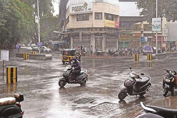 pre monsoon rain