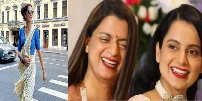 Rangoli Chandel mocks Tapasi's look again, says cheap copy of Kangana