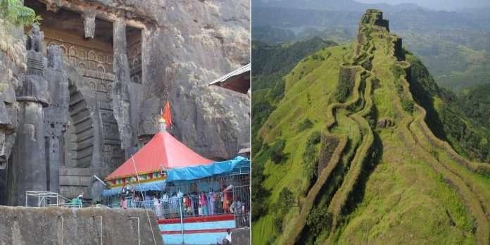ropeway facility at Ekvira Devi Temple and Rajgad soon