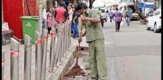 BMC safai workers